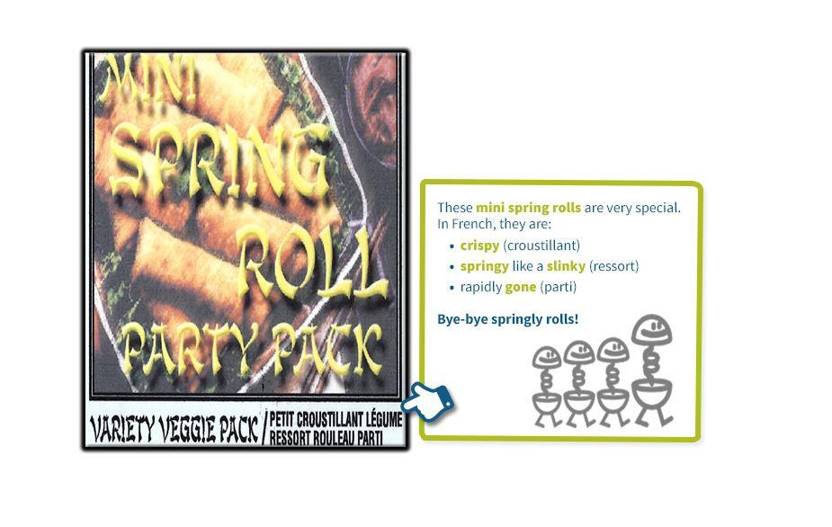 Spring rolls EN