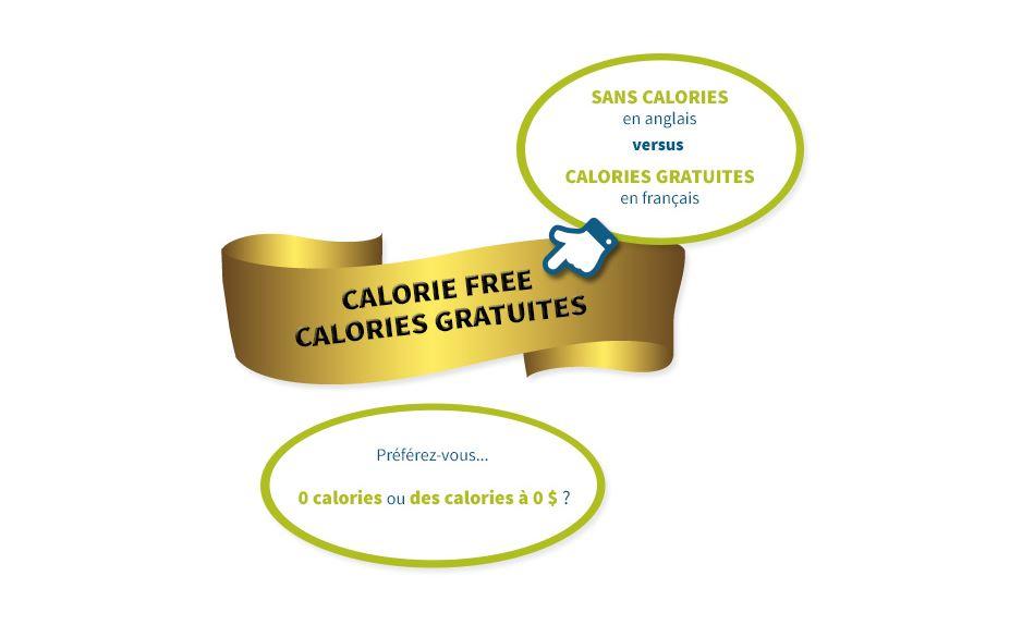 Calorie free FR