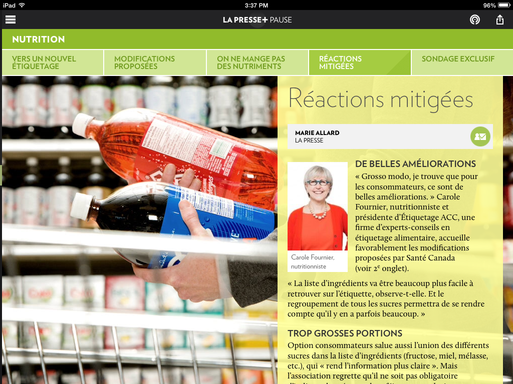IMG_CF dans Presse+